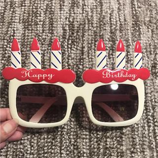マッドティーパーティ((A) MAD T PARTY)のハッピーバースデー  HAPPY BIRTHDAY  サングラス(その他)