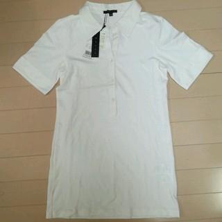 セオリー(theory)のtheory★白ポロシャツ(ポロシャツ)
