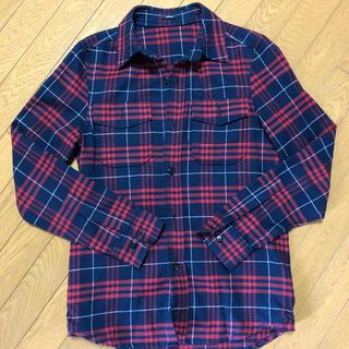 デンハム(DENHAM)の【DENHAM】フランネルチェックシャツ(シャツ)
