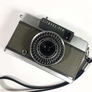 オリンパス(OLYMPUS)のセール!動作確認済み OLYMPUS PEN EE-2 完動品(フィルムカメラ)