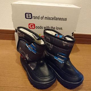 キッズフォーレ(KIDS FORET)のchan-kakku様取置12/11まで 新品 14.0cm ブーツ(ブーツ)