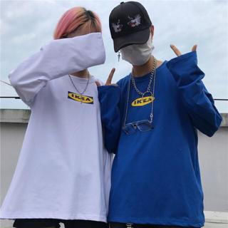 イケア(IKEA)のIKEA 長袖tシャツ(Tシャツ/カットソー(七分/長袖))