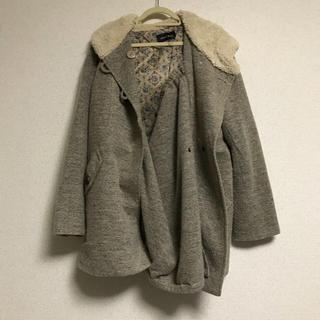 シマムラ(しまむら)の抱っこカバー付コート(外出用品)