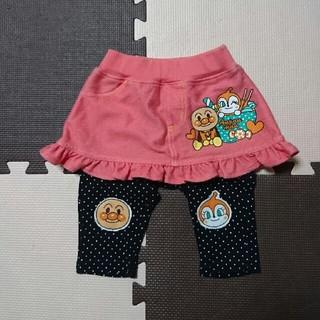 アンパンマン(アンパンマン)のアンパンマン スパッツ付きスカート(スカート)