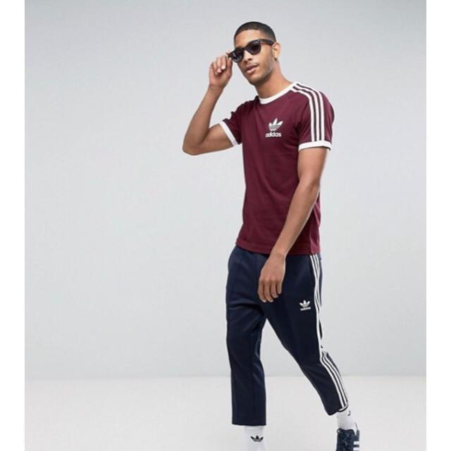 adidas(アディダス)の【 XSサイズ】adidas 新品タグ付  カリフォルニアTシャツ ユニセックス メンズのトップス(Tシャツ/カットソー(半袖/袖なし))の商品写真