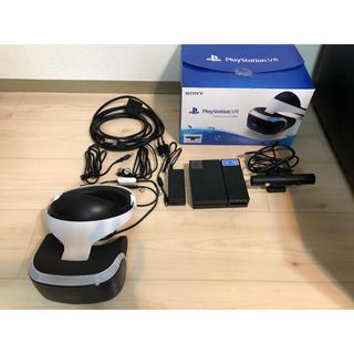 プレイステーションヴィーアール(PlayStation VR)のプレイステーションVR camera同梱版(家庭用ゲーム機本体)