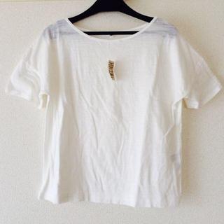 ムジルシリョウヒン(MUJI (無印良品))の無印 重ねて着るシリーズTシャツ(Tシャツ(半袖/袖なし))