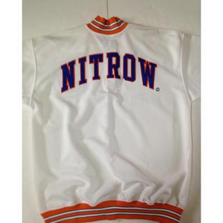 ナイトロウ(nitrow)のnitrow:ナイトロウ:NITRAID:ナイトレイド 半袖ジャージ(ジャージ)
