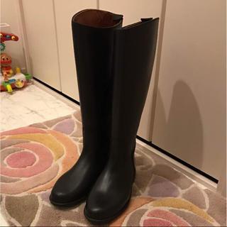 ムジルシリョウヒン(MUJI (無印良品))の❤︎週末限定値下げ❤︎無印良品 レインブーツ Lサイズ(レインブーツ/長靴)