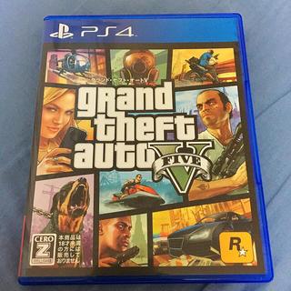 PS4 GTA5  グラセフ5