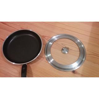 イケア(IKEA)のイケア フライパン フタ セット(鍋/フライパン)