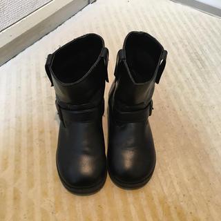 ファミリア(familiar)の一回のみの使用!familiar 17センチ ブーツ(ブーツ)