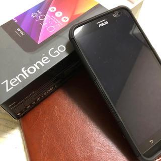 エイスース(ASUS)のZenfone Go 楽天モバイル SIMフリー 残債なし(スマートフォン本体)