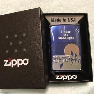 ジッポー(ZIPPO)のZIPPO ライター(タバコグッズ)