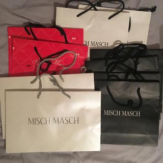 ミッシュマッシュ(MISCH MASCH)のミッシュマッシュ ショッパー(ショップ袋)