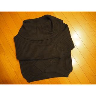 カプセル(CAPSEL)の襟が可愛いニット ♥(ニット/セーター)