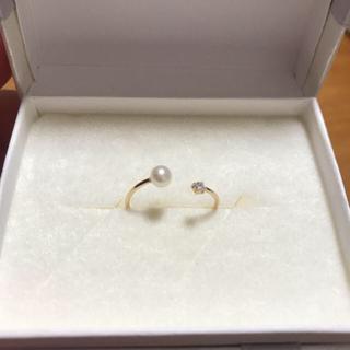 サマンサティアラ(Samantha Tiara)のサマンサティアラ リング 指輪 紗栄子デザイン #9 ダイヤモンド(リング(指輪))