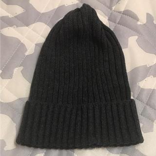 ムジルシリョウヒン(MUJI (無印良品))のニット帽 ◎ 無印良品(ニット帽/ビーニー)