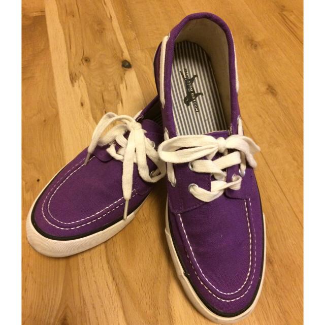 Golden Retriever(ゴールデンリトリバー)のメンズシューズ メンズの靴/シューズ(デッキシューズ)の商品写真