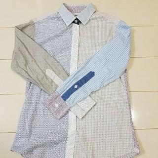 ユニクロ(UNIQLO)のUNIQLO切り返しおしゃれシャツ(シャツ/ブラウス(長袖/七分))