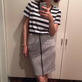 ジーユー(GU)のGU♡スカート値下げ❗️(ひざ丈スカート)