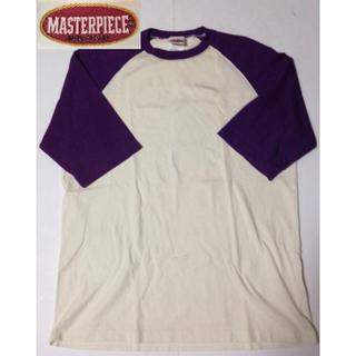 マスターピース(master-piece)のMASTERPIECE:マスターピース ラグラン Tシャツ(Tシャツ/カットソー(七分/長袖))