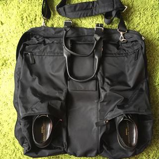 ムジルシリョウヒン(MUJI (無印良品))の無印良品 ガーメントバッグ(トラベルバッグ/スーツケース)