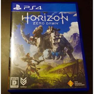 PS4 HORIZON ZERO DAWN ホライゾン