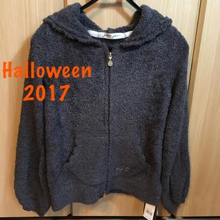 【新品】ジェラートピケ【Halloween限定】バニーパーカ