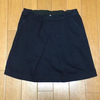 マーガレットハウエル(MARGARET HOWELL)の新品タグ付き MHL スカート サイズ110(スカート)