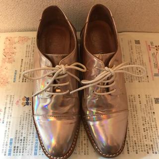 ジェフリーキャンベル(JEFFREY CAMPBELL)の値下げ!ジェフリーキャンベル オックスフォード(ローファー/革靴)