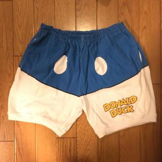 ディズニー(Disney)のドナルド 半ズボン ドナルドコスチューム♡(カジュアルパンツ)