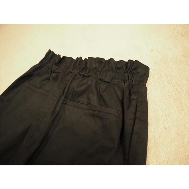 JOURNAL STANDARD(ジャーナルスタンダード)の・*relume 黒スカート  レディースのスカート(ひざ丈スカート)の商品写真