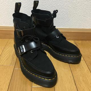 【新品未使用】UK6(24.5) ドクターマーチン MASHA ブーツ