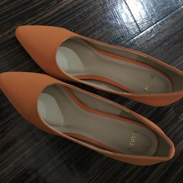 靴 レディースの靴/シューズ(ハイヒール/パンプス)の商品写真