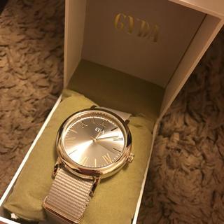 ジェイダ(GYDA)のGYDA 時計(腕時計)