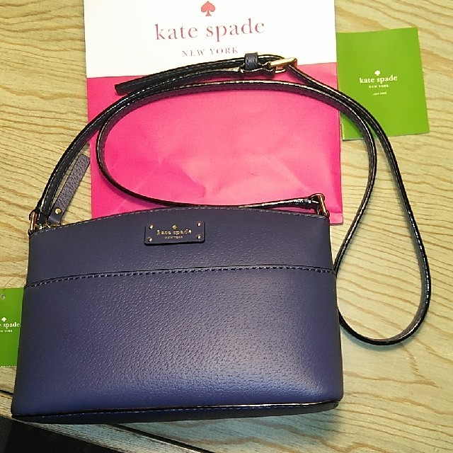 Kate Spade New York レザーショルダー