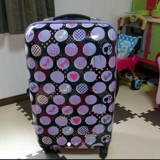 バービー(Barbie)のBarbie☆キャリーケース(スーツケース/キャリーバッグ)