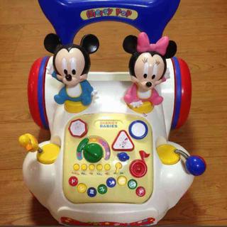 ディズニー(Disney)のディズニー メリーポップ 手押し車 カタカタ(手押し車/カタカタ)