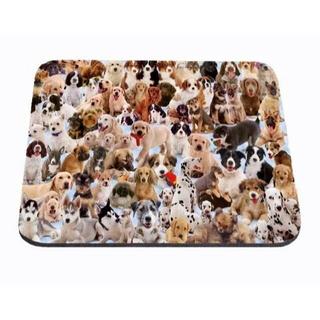 犬マウスパッド いぬマウスパッド 新品未使用品 送料無料(犬)
