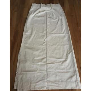 ムジルシリョウヒン(MUJI (無印良品))の無印カーテン. 幅100×丈135cm(カーテン)