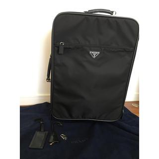 プラダ(PRADA)の良品 PRADA プラダ キャリーバッグ キャリーケース スーツケース 正規品(スーツケース/キャリーバッグ)