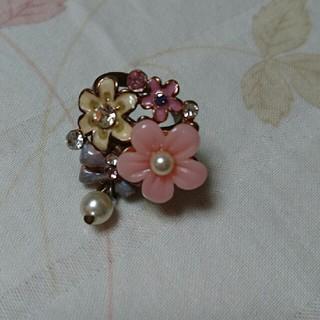 お花が華やかなリング 指輪  (リング(指輪))