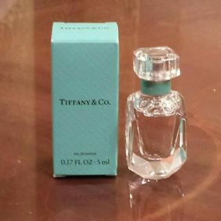 ティファニー(Tiffany & Co.)のティファニー 新作オードパルファム 新品・未使用(香水(女性用))