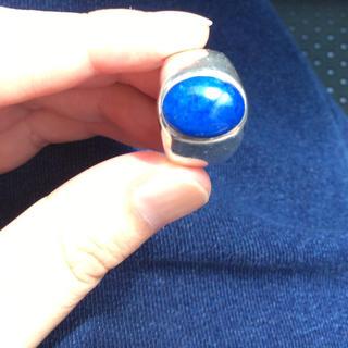 ブルー リング(リング(指輪))
