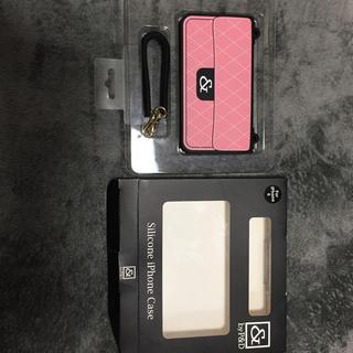 アンドバイピーアンドディー(&byP&D)のピンキー&ダイアン 携帯ケース(iPhoneケース)