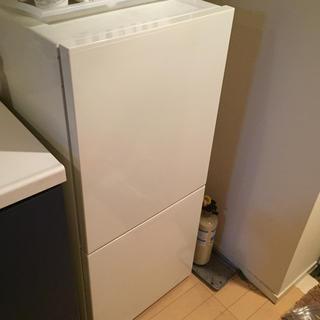 ムジルシリョウヒン(MUJI (無印良品))の値下げ!無印 一人暮らし用冷蔵庫2ドア(冷蔵庫)