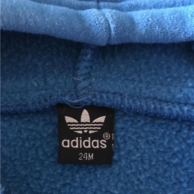 adidas(アディダス)のadidas セットアップ 90 キッズ/ベビー/マタニティのキッズ服 男の子用(90cm~)(パンツ/スパッツ)の商品写真