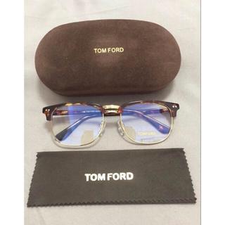 トムフォード(TOM FORD)のTomford♡トムフォード♡べっ甲メガネ(サングラス/メガネ)