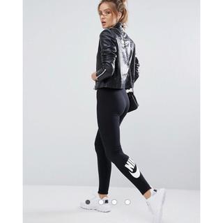 アディダス(adidas)の【Sサイズ 】新品タグ付き Nike レッグアシー ロゴ レギンス 2点セット(レギンス/スパッツ)